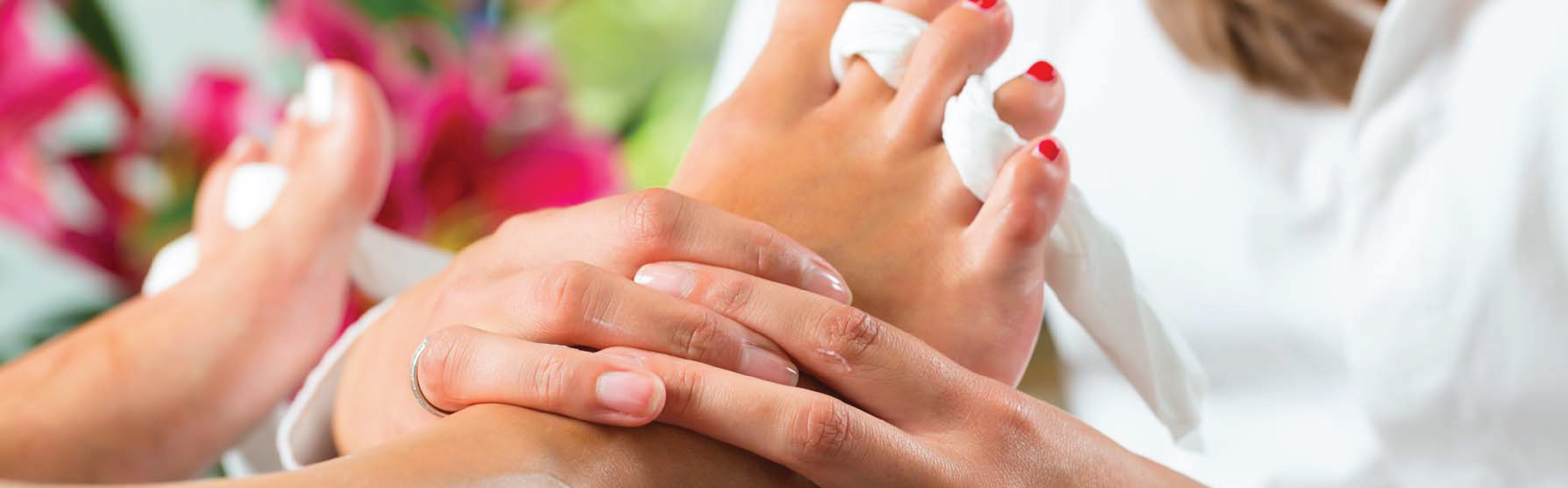 MADICURE -PEDICURE on NATURAL NAIL :: FaceLine